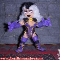Sindel Figure by the-gil-monster