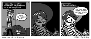 Journal Comic - A New Record by tyhalley