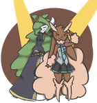 |PKMN-Adv.| Cosplaying at the Contest by poketmon