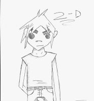 2D by skydemonx7