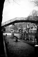 Canal Saint Martin by faux-tograph-ie