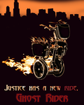 Ghost Rider 2015 by mephron