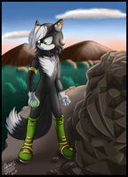 COM:At the height by Silena-Chaos