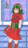 Nursey Christmas by Reveta
