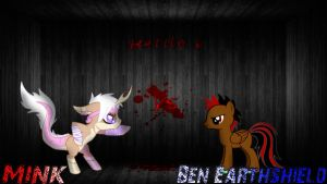 Pony Kombat New Blood 6 Round 2, Battle 6 by Macgrubor