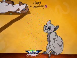 CE: Happy Birthday Gabe by BlakeSWAG