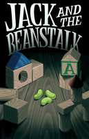 Jack and the Beanstalk Cover by hextupleyoodot