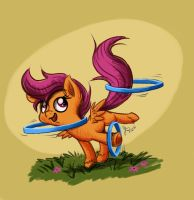 Scootaloop by Jazzekat