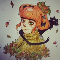 Autumn by cus-tard