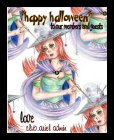 happy halloween by club-ariel