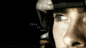 This is war. by Vimmuse