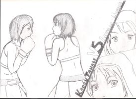Rq/Sketch- Boxing Match by AngelGeneration98