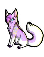 Kitty point adoptable by SoulCats