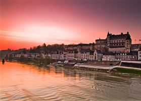 Amboise, France by cholavit