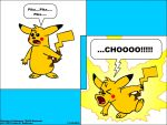 When Pikachu Sneezes by TheRealSneakers