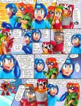 Megaman: S-H-D Manga Page 37 by Sonicbandicoot