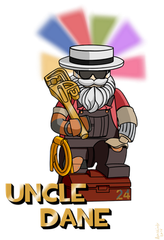 Uncle Dane by Avastindy