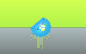 win7 badge_hd by ishaque by ishaque87