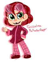 Twizzalina McRockerPopper -SRFC- by JokerPlus