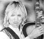 Tom Petty by squallleonhart