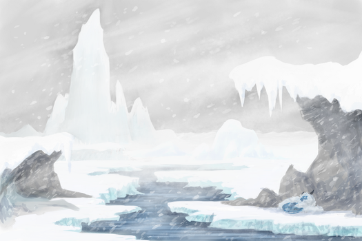 The Frigid Floes by TreepeltA113