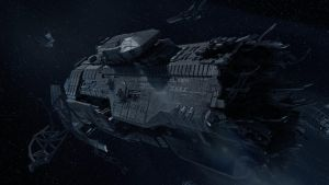 Halo 4 | UNSC Forward Unto Dawn by Goyo-Noble-141