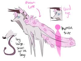 NEW OC: Creature tree thing by qonqur