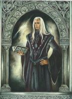 Lucius Malfoy by ebe-kastein