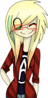 Hipster by echi-chan1