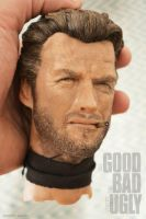 Clint Eastwood 1/3 Scale by SimonFX