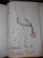 Chained to a Broken Heart by Maszeattack