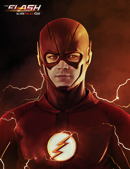 The Flash CW Season 3 by ehnony