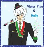 Victor and Holly Bio by Pretty-Marth