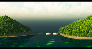 Island Vue Two by Vincet-360