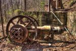 Antique Mining Machine by Daemare