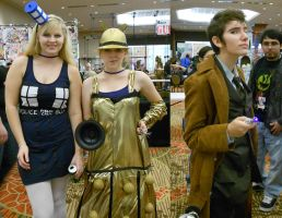 Doctor Who Cosplays by radtastical