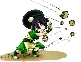 Toph by elvereth