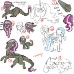 Ego Character Study by Fortissim0