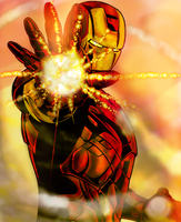 Ironman colors! by Gman20999