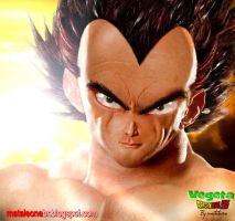 Vegeta Real by mataleoneRJ