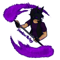 -Sanctum OCT- Character Merge: Shadow Ruby by sarahthecat