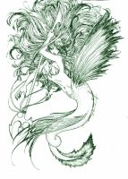 Armed Siren '07 by DangerFaerie