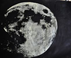 Moon by This-Is-Graphique