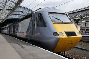National Express Intercity by robertbeardwell