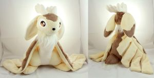 Buttercream Wolpertinger by MagnaStorm