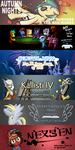 I make banners for Celestia Radio. by AI-battle-programer