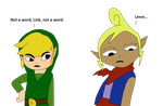 Link Switched With Tetra by fuzzylittlekitty