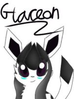Nicholle the Glaceon .:: Glaceon OC ::. by x-Shiibe-x