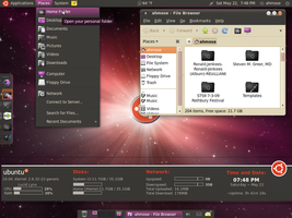 Ubuntu 10.04, Desktop 2 by Rasa13