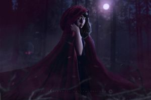 Moonlight Blood by Kevinchichetti